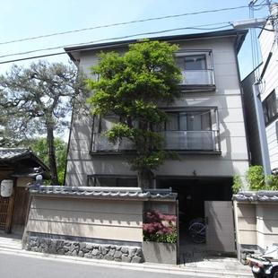 Shimogamo Ivy House